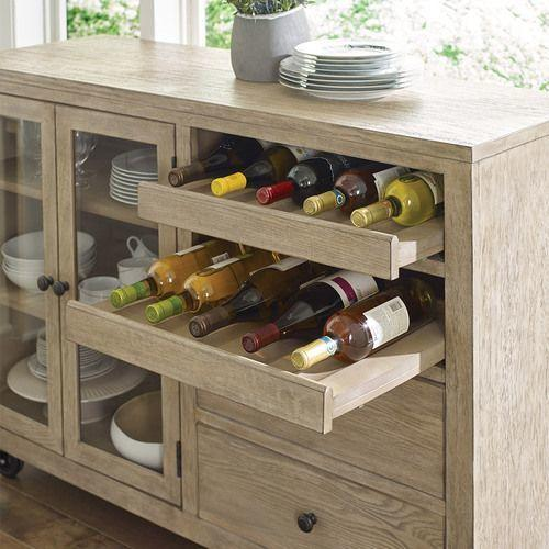 Gallery - The Nook Heathered Oak Mobile Server