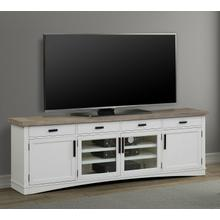 Product Image - AMERICANA MODERN - COTTON 92 in. TV Console