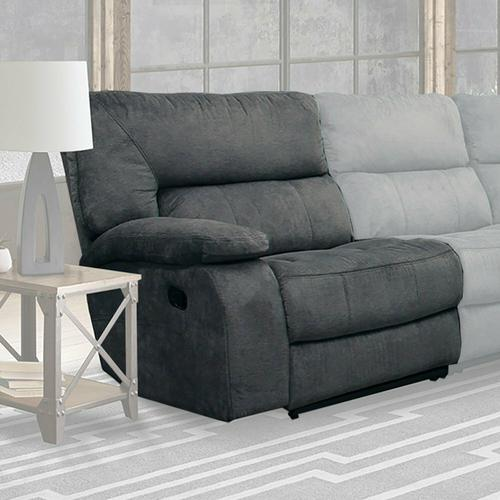 See Details - CHAPMAN - POLO Manual Left Arm Facing Recliner