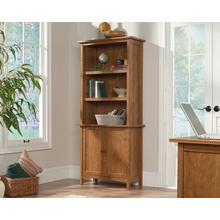 See Details - Bookcase With Doors