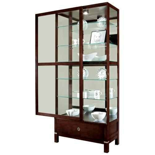 Howard Miller Williamson Curio Cabinet 680515
