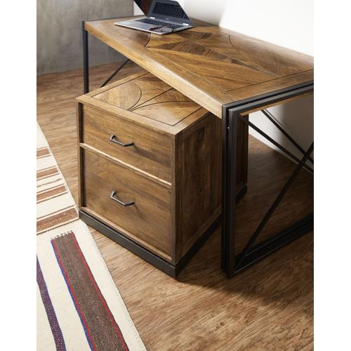 Home Office Rustique Writing Desk 60in