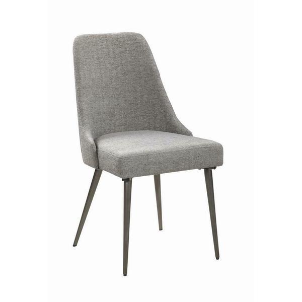 See Details - Levitt Mid-century Modern Side Chair