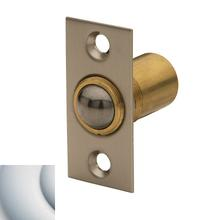 View Product - Satin Chrome Adjustable Ball Catch