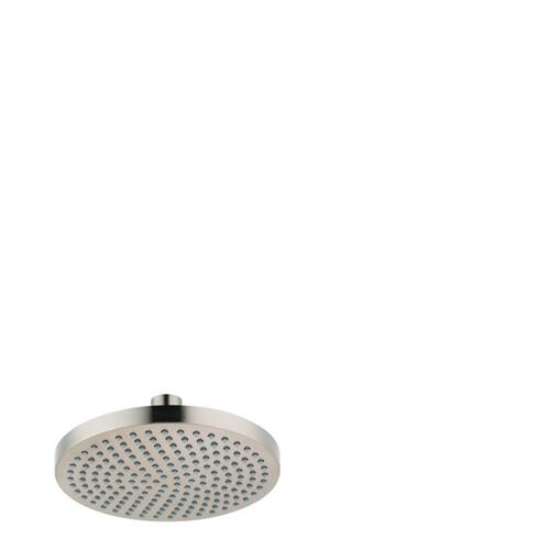 Brushed Nickel Showerhead 160 1-Jet, 2.0 GPM