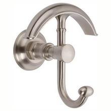 Product Image - Satin Nickel Double Robe Hook