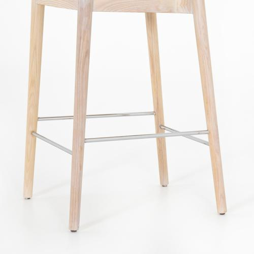 Counter Stool Size Maddie Bar + Counter Stool