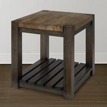 Hampton Maple End Table