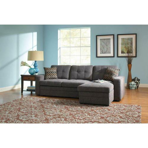 See Details - 2 PC Sleeper Sectional