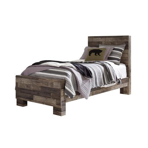 B200 Twin Panel Bed (Derekson)
