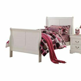 ACME Louis Philippe III Full Bed - 24510F - White