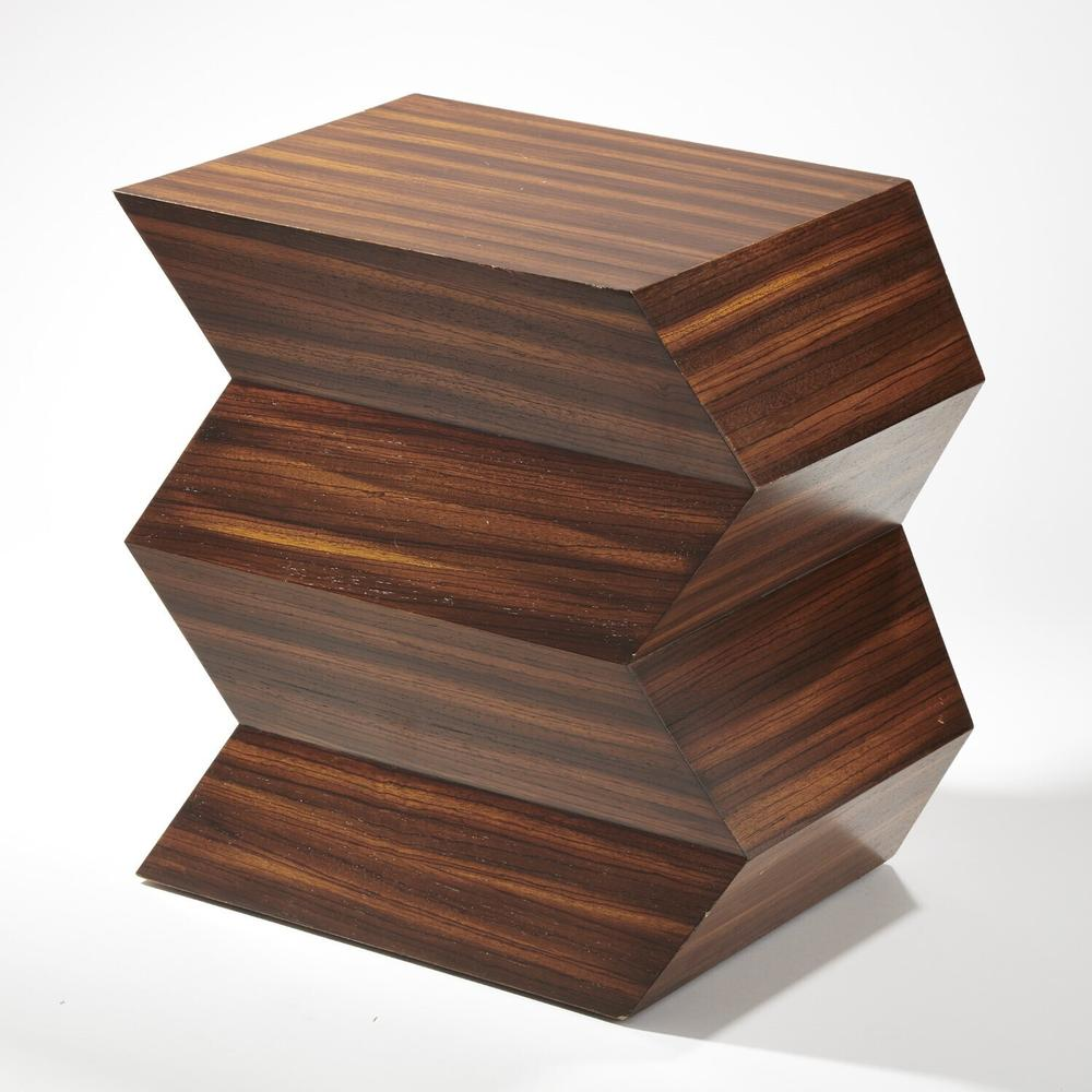 See Details - Zig Zag Table