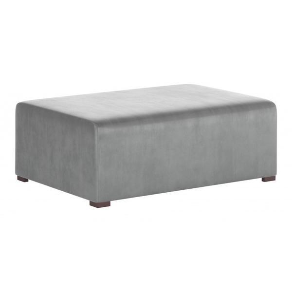 Lisbon Modular Small Seat Gray