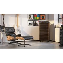 View Product - Corridor 8172 Audio Tower in Natural Walnut