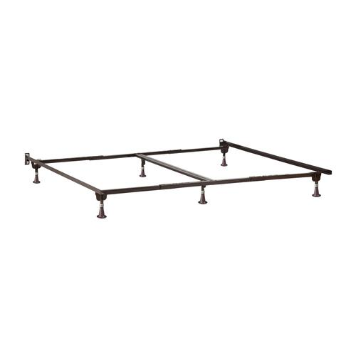 Metal Bed Frame T/F-TXL-Q-CK-K with Glides