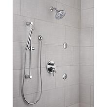 Chrome H 2 Okinetic ® 5-Setting Transitional Raincan Shower Head