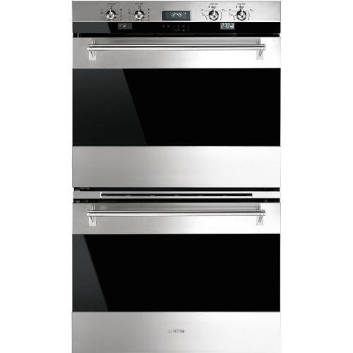 Smeg - Oven Stainless steel DOU330X1