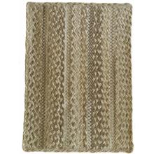 "Affinity Natural - Vertical Stripe Rectangle - 20"" x 30"""
