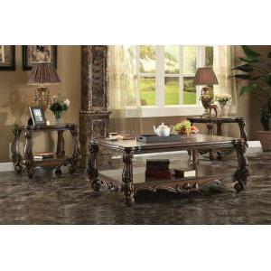 ACME Versailles Coffee Table - 82120 - Cherry Oak