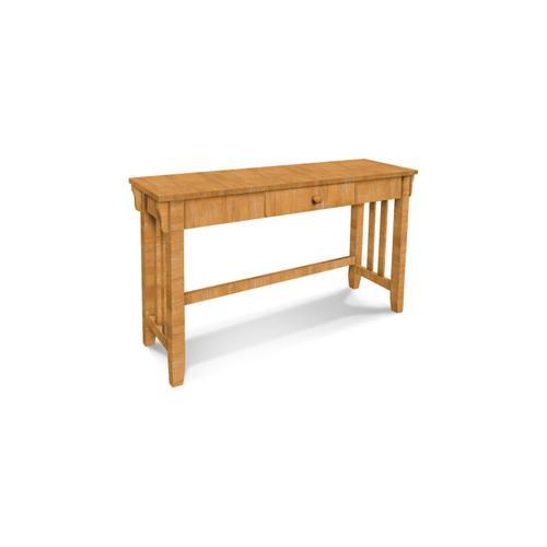 John Thomas Furniture - Mission Sofa Table