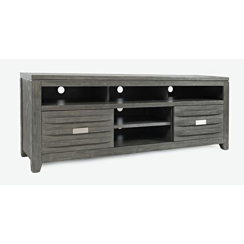 "Altamonte 70"" Console - Brushed Grey"