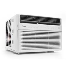 See Details - 8,000 BTU SmartCool Window Air Conditioner with WiFi and Voice Control