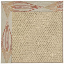 Creative Concepts-Cane Wicker Empress Clay Machine Tufted Rugs