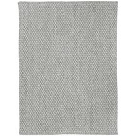 "Worthington Cool Grey - Vertical Stripe Rectangle - 24"" x 36"""
