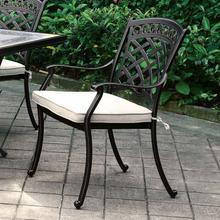 See Details - Charissa Arm Chair (2/box)