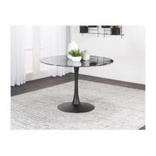 Targa-black Table Pole