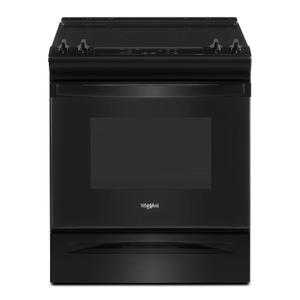 Whirlpool4.8 Cu. Ft. Whirlpool® Electric Range with Frozen Bake™ Technology