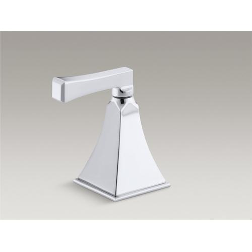Kohler - Vibrant Brushed Nickel Deck-mount High-flow Bath Valve Trim and Deco Lever Handles, Valve Not Included