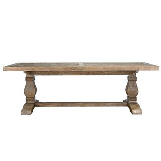 "Caleb Dining Table 94"" Desert EV"