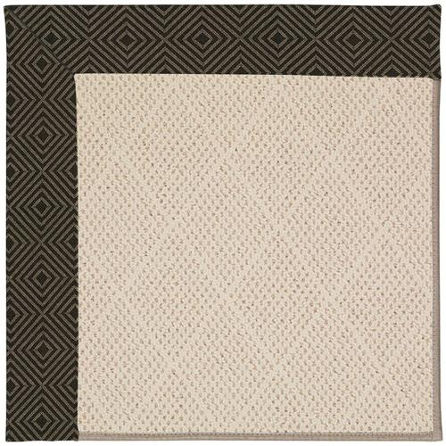 "Creative Concepts-White Wicker Fortune Lava - Rectangle - 24"" x 36"""