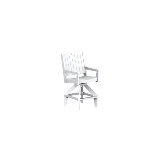 Mayhew Chat Swivel Bar Chair