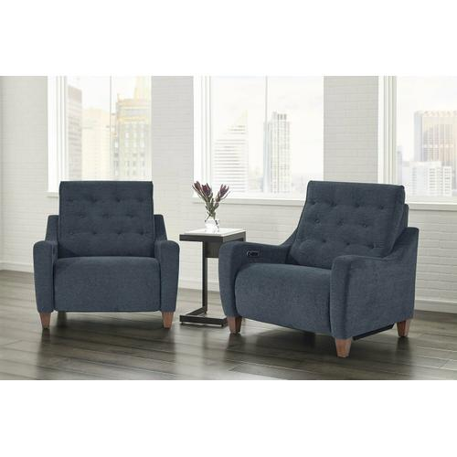 Parker House - CHELSEA - WILLOW BLUE Power Recliner