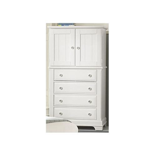 4-Drawer Vanity Chest