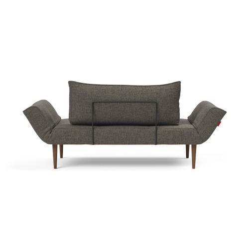 "ZEAL SOFA SEAT & CUSHION, 31""X79""/STYLETTO HH LEGS & CUSHION INSERT"