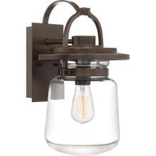 View Product - LaSalle Outdoor Lantern in Western Bronze