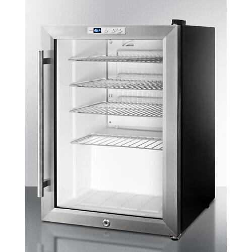 Compact Built-in Beverage Center