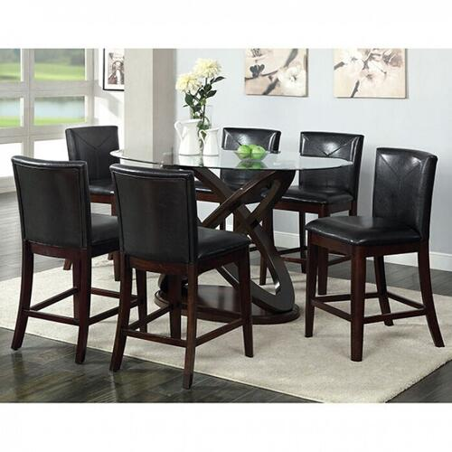 Furniture of America - Atenna Counter Ht. Chair (2/box)