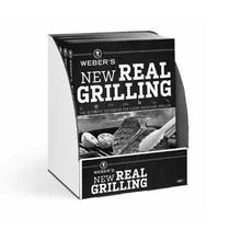 Weber's New Real Grilling™ Displayer