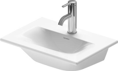 Viu Furniture Handrinse Basin 1 Faucet Hole Punched