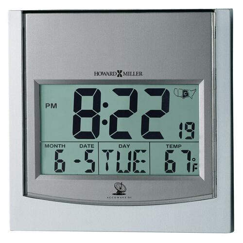 Howard Miller Techtime I Wall Clock 625235