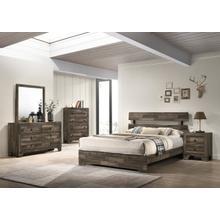 See Details - CrownMark 4 Pc Queen Bedroom Set, Atticus B6980