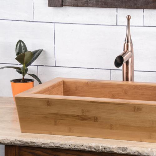 Mimosa Bamboo Above Counter Basin