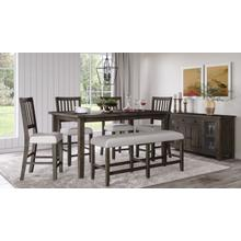 Willow Creek Ext Counter Table
