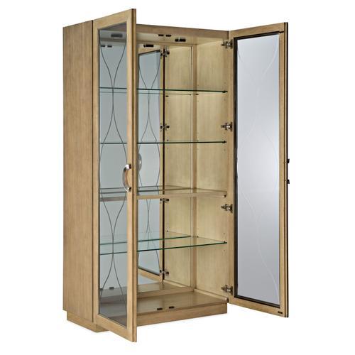 Dining Room Novella Ano Nuevo Display Cabinet