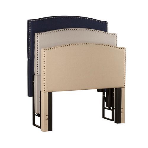 Hillsdale Furniture - Metal Display Rack - Fit for 3 Headboards - Black