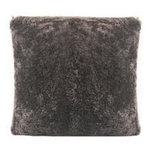 Hunter Wool Pillow Dark Brown